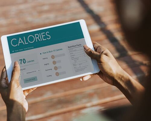 blur-calorie-intake-calories-care